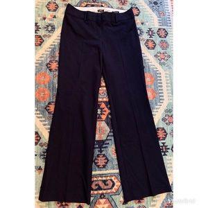 EUC Loft Julie Trouser pants Navy